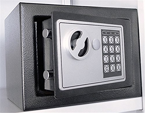 THAT`S IT S + S Minisafe Elektronischer Safe/Tresor, Sicherheit Möbel